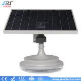 La energía solar 30W integrado de la luz de la calle con regulador de intensidad automática