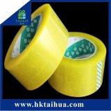 Простая конструкция прозрачной клейкой лентой, упаковочные ленты для герметичности коробки