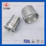 Tubo flessibile di gomma idraulico sanitario dell'adattatore dell'acciaio inossidabile degli accessori per tubi
