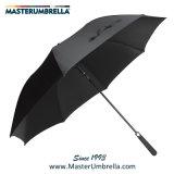Ombrelli aperti automatici della pioggia del tessuto di seta naturale/ombrelli esterni del regalo Sun del popolare/ombrello su ordinazione di golf di promozione/fare pubblicità all'ombrello antivento diritto di alluminio (TKET-1117)