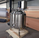 Chauffage électrique industriel mélangeur chauffée