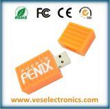 カスタマイズされた小道具8GB PVC USB Pendrive USBのフラッシュ駆動機構