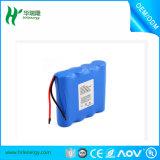Paquet 18650 14.8V 2200mAh de batterie Li-ion