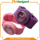 Customed Fashion Silicone Wrist Watch