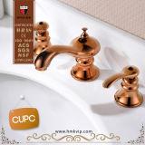 Cupc Certified를 가진 로즈 Gold Faucet Mixer