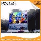 高品質フルカラーの屋外P10 LEDのモジュールの広告板