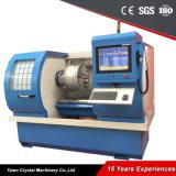 De automatische CNC Scherpe Machine Wrm28h van de Rand van het Wiel van de Draaibank van het Wiel