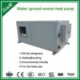 Pompe à chaleur de source d'eaux souterraines de pièce de chauffage d'étage 12 kilowatts