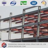 Sinoacme 다중 이야기 Prefabricated 강철 구조물 상점가