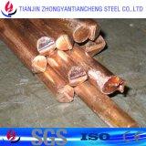 Runder Stab der Kupferlegierung-C11000 kupfernes runder Stab-auf Lager
