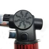 Windundurchlässige Strahlen-Flamme-nachfüllbare Fackel-Zigarre-Feuerzeug-Überlebens-Hilfsmittel (ES-TL-015)