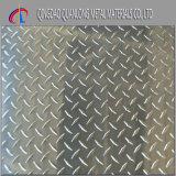 1050 1060 1100 3003 5052 piatto di alluminio dell'impronta delle 5 barre