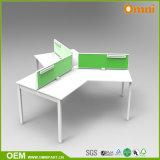 다리 작풍 사무실 Furnitire 새로운 현대 높은 책상