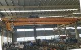 pont roulant de double atelier de poutre de 5ton 10t 20t 32t avec les machines de levage d'élévateur électrique