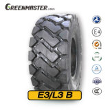 Off The Road Tire OTR Tire E3 / L3 7.50-16 8.25-16 9.00-16 10.00-16 12.00-16