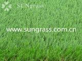 erba artificiale d'abbellimento ad alta densità del giardino di 50mm (SUNQ-AL00078)