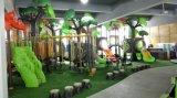 Het nieuwe Product van het Pretpark van de Boom van de Open vlakte van Jonge geitjes Openlucht