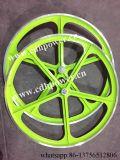 """29"""" bicicleta rueda con rueda de bicicleta pintados de color 700c"""