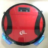Пылесос 2017 робота круглой формы APP WiFi типа Китая высокий controlled