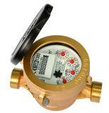 Medidor de água cheia de líquido simples Jet Classe C / R160