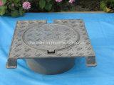 BS En124 Standard Anti Theft Ductile Iron Manhole Cover (850mm)
