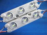 Nuovo impermeabilizzare un modulo dei 5730 LED con l'alto indicatore luminoso DC12V dell'obiettivo