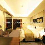 Het Chinese Moderne Houten TweelingMeubilair van de Zaal van het Hotel van de Grootte