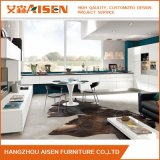 Un design moderne de haute qualité haute brillance des armoires de cuisine