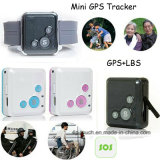 Geo-Zaun Mini-GPS-persönlicher Verfolger mit niedriger Batterie-Warnung V16