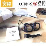 3,7 V/110mAh Sports fone de ouvido sem fio Bluetooth