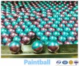 Kaliber die het van uitstekende kwaliteit van 0.68 Duim de Ballen van de Verf Paintballs/voor Sporten opleiden
