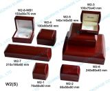Jewelry de madera Box Made en China