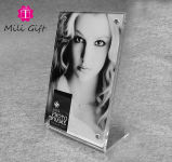 7 Inch Mais recente Item Acrílico Picture Wood Photo Frame