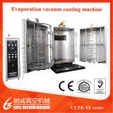 Machine en verre de métallisation sous vide/installation de métallisation vide en plastique
