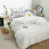 Juego de hojas de estilo moderno Casa Hotel/Conjunto de ropa de cama