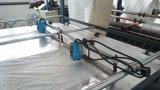 Автоматическое Perforated на мешке тельняшки тенниски крена плоском делая машину