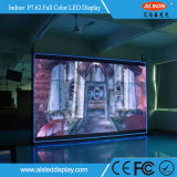 Pantalla de visualización LED de interior P10 fija