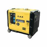 5.0Kw/7.0KW 6.0KW/Super Générateur Diesel portable en mode silencieux