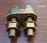 De Buigzame Klem van de Kabel van de Draad DIN1142 Galv