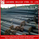 Hierro en barra de acero deformido Rebar de acero Roces para la construcción