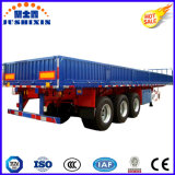ISO CCC Approved High Quality Tri Axle Side Wall 또는 Side Board Utility Cargo Trailer