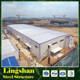 Construção de aço de construção da fábrica pré-fabricada do 9001:2008 do ISO