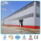 Entrepôt/atelier modulaires d'usine de construction de bâti en acier
