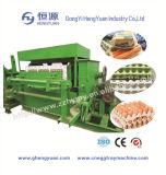 Máquina de fabricação de bandeja de ovo de papel pequeno quente
