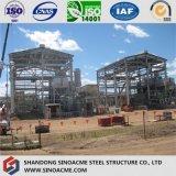 Stahlkonstruktion-Werkstatt mit Laufkran