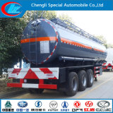 Fabrica China remolque cisterna químicos Productos químicos de buena calidad a bajo precio remolque cisterna químicos