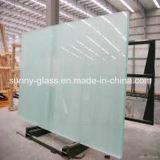 Het lage Ijzer berijpte Aangemaakt Glas voor Bouw & Decoratie