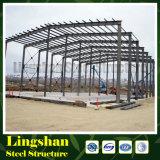 Здание стальной структуры ISO светлое полуфабрикат (LS-SS-524)