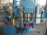 avec la presse de vulcanisation de plaque normale de GV ISO9001 de la CE/presse de vulcanisation de platine