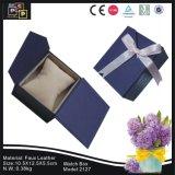 Farbband-Uhr-Geschenk-Kasten-Verpackungs-Uhr-Kasten (2127)